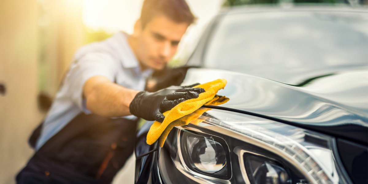 How to clean your car efficiently