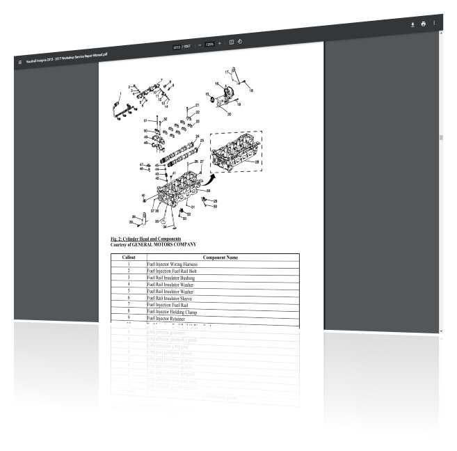 Opel Insignia workshop manual PDF Instant Download