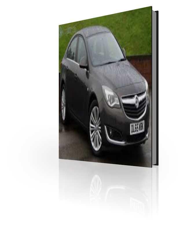 Vauxhall Insignia Workshop Manual Instant PDF Download